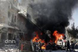 سوريا : قتلى وجرحى في الرقة والنظام السوري يستهدف القنيطرة