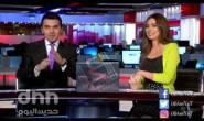فيديو   مذيعة جريئة تطلب من زميلها بقناة mbc طلباً غريباً على الهواء ويحرجها بإجابته !