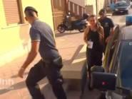 الشرطة الإيطالية تعتقل قبطانة تساعد اللاجئين......بعد أن بقيت في البحر أسبوعين هاربةً مع المهاجرين