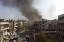 مقتل 26 بغارات لروسيا ونظام الأسد بمناطق عدة بسوريا