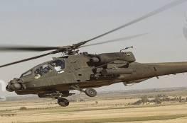 طائرات حربية مروحية تقصف حواجز لوحدات الحماية الكردية في شمال شرقى سوريا