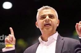 """بسبب سياسته """"القاسية والمخزية"""" عمدة لندن يطالب بإلغاء زيارة ترامب"""