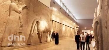العراق : مسؤولون .... المعركة بعد الموصل إنقاذ التراث المدمر