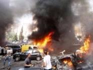 انفجار سيارة مفخخة بالعراق جنوب غربي بغداد...يسفر عن قتلى وجرحى