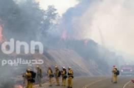 ارتفاع حصيلة ضحايا حريق الغابات فى البرتغال إلى57 قتيلا