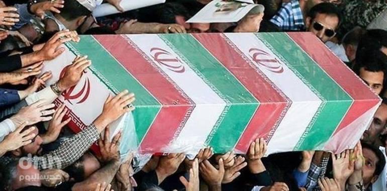 مقتل 10 من الحرس الثوري الإيراني في سوريا