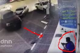 عامل سيئ الحظ بالسعودية اختارته سيارة لقتله بطريقة بشعة