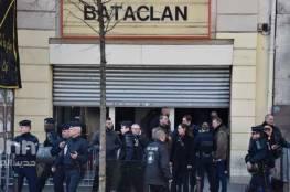"""فرنسا : قاعة """"باتاكلان"""" في باريس تنبعث من رمادها مع حفل لستينغ"""