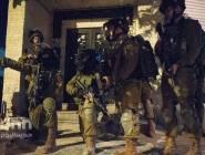 حملة اعتقالات شنتها قوات الاحتلال فجر اليوم في الضفة والقدس