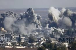 سوريا : إصابة 15 شخصاً بقصف للنظام على أطراف دمشق