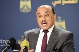 الحساينة يلتقي نائب مبعوث الأمم المتحدة لعملية السلام