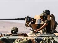 تركيا ترسل المزيد من الدبابات الى شمال سوريا