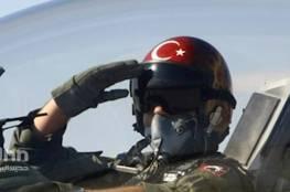 سلاح الجو التركي يقصف 15 هدفاً لداعش في منطقة الباب السورية