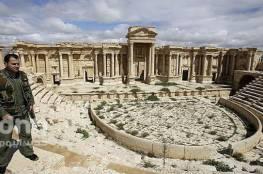 سوريا : خبير تنظيم داعش   الإرهابي  ألحق أضراراً جسيمة بأثر روماني في تدمر
