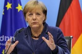 ميركل: الترحيل ستكون سياستنا في الفترة المقبلة تجاه اللاجئين