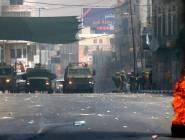 """بعد """"يوم الغضب"""".. الأحتلال يعزز وجوده العسكري بالضفة"""