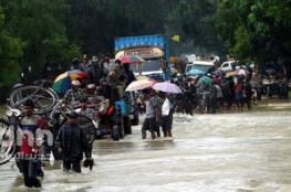 أندونيسيا: حصيلة ضحايا الفيضانات ترتفع إلى 26 قتيلاً