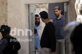 فلسطين : مستوطنون يستولون على غرفة ومخزن وأملاك جنوب الأقصى