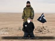 تنظيم داعش الإرهابي ينحر أحد عناصره الروس.. نقيب بالمخابرات (صور)