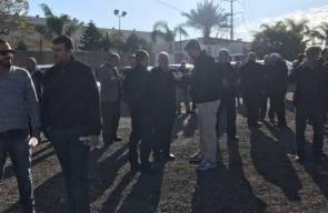 التحضير لإنطلاق مسيرة السيارات الى القدس احتجاجا على سياسات الهدم وتضامنا مع أم الحيران