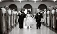 تصرفات الأطفال بالأعراس
