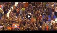 #برشلونة يقسو على ليغانيس بخماسية مقابل هدف.  #شاهد أهداف المباراة