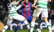 برشلونة والسيني يتأهلان لدور الـ 16 بالأبطال