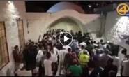 #فيديو من اقتحام المستوطنين مقام يوسف في نابلس وأداء صلوات تلمودية فجر اليوم