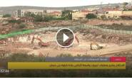 #تقرير | سلفيت - لتوسعة المستوطنات في المنطقة الاحتلال يشرع بعمليات تجريف واسعة لأراضي بلدة قراوة بني حسان - محمد اشتية -