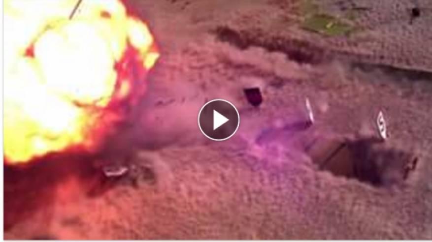شـــاهـــد :  تجارب تفجيرية لم تشاهدهـا من قبل!!