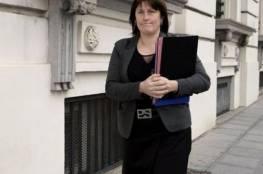 في مؤتمر صحافي اليوم استقالة وزيرة النقل البلجيكية بسبب تقرير عن أمن المطار