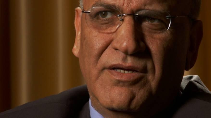 عريقات: ملف جريمة إحراق منزل ابراهيم دوابشة إلى الجنايات الدولية