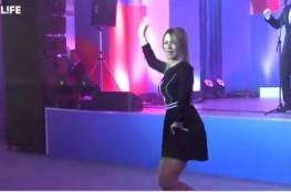 فيديو رقصة المتحدثة باسم الخارجية الروسية تشعل