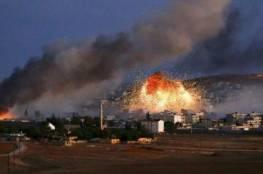 تم تدمير معدات وأسلحة ومواقع قتالية قوات التحالف تنفذ 20 ضربة بالعراق و11 بسوريا