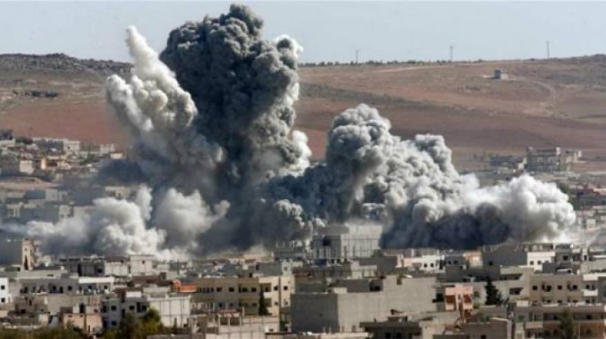 مصرع 14 شخصاً في قصف للطيران السوري على حلب وإدلب