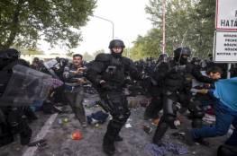 بريطانيا تعرض على أعضاء مجلس الأمن خطة للتصدي لمهربي البشر