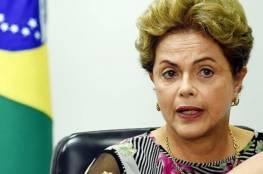 وسط أزمة حكومية في البلاد رئيسة البرازيل تهدد بحل الائتلاف الحاكم