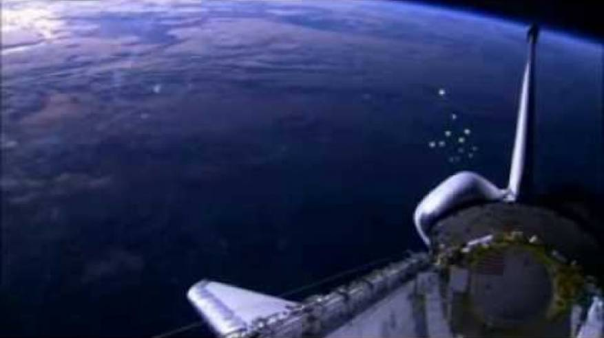 بث مباشر - تمتعوا بمشاهدة الكرة الأرضية من الفضاء الخارجي من خلال بث مباشر  من وكالة