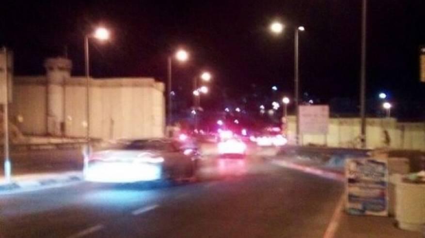 انفجار عبوة ناسفة بقوة لجيش الاحتلال شمال القدس