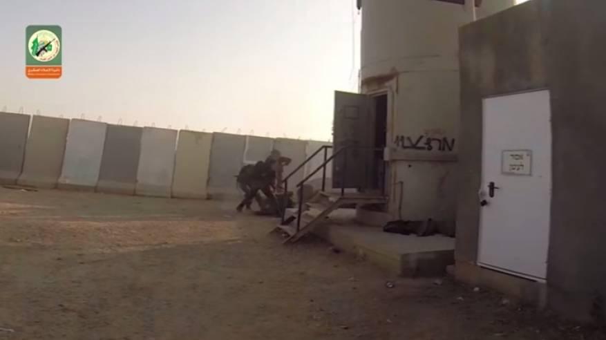 تفاصيل واضحة واعتقاد بأسر جندي في ناحل عوز