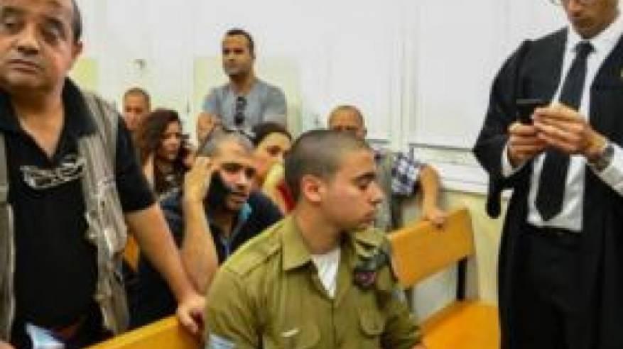 بدء محاكمة قاتل الشهيد الشريف بالخليل اليوم