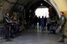 الاحتلال يمنع 4 من فلسطينيي الداخل من دخول القدس