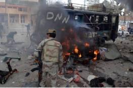 باكستان: 16 قتيلا بانفجار استهدف حافلة تقل موظفين حكوميين في بيشاور