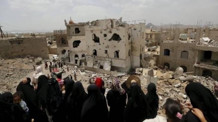 اعتقالات ونهب أموال اليمن: الحوثيون يحرقون منازل في إب