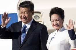 الرئيس الصيني في واشنطن