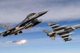 الطائرات البريطانية شنت أولى غاراتها على «داعش سوريا» بعد موافقة البرلمان