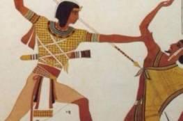 مسؤول مصري: فرعون كان