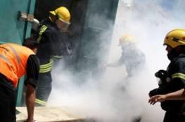 مصرع فتاتين في حريق منزل في بيت لحم