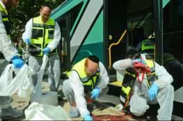 """ارتفاع عدد قتلى """"عملية الحافلة"""" في القدس إلى 4 مستوطنين"""