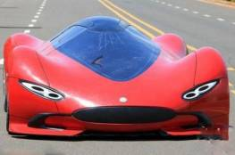 شاب صيني يصنع سيارة ب 5000 دولار